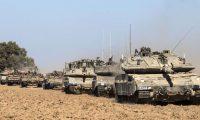 توغل اسرائيلي جنوب قطاع غزة