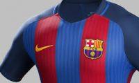 """قميص برشلونة الجديد """"يحافظ على البيئة"""""""