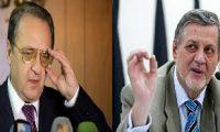 كوبيتش وبوغدانوف يبحثان الوضع العراقي وتحقيق المصالحة الوطنية