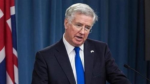 فالون:بريطانيا ستبقى ملتزمة بمحاربة داعش في العراق