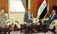 جونز:بلادي مستمرة في دعم العراق في حربه ضد داعش