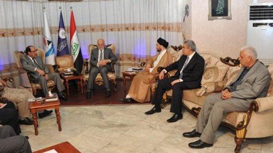 المالكي يبحث مع قادة التحالف الشيعي دعوته لتقسيم العراق!