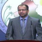 الجبوري:سأقاضي النواب المعتصمين الذين تسببوا في تضليل العدالة!