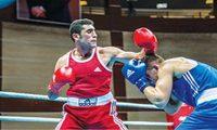 قبضة وحيد تهدي العراق بطاقة التأهل الأولمبي