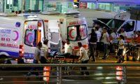مقتل واصابة 183 شخصا في تفجيري مطار أتاتورك
