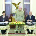 """الولايات المتحدة ترفع """"الفيتو"""" عن الدولة الكردية !"""
