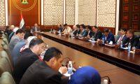 العبادي يؤكد لمجلس نينوى على مشاركة الحشد الشعبي في تحرير الموصل!