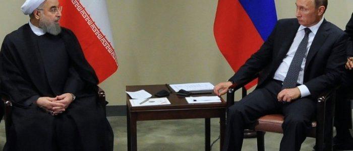 بوتين وروحاني يبحثان اوضاع العراق السياسية والامنية في مطلع شهر اب المقبل