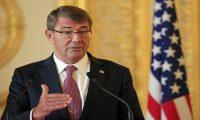 كارتر:فصل مسرح العمليات في سوريا عن مسرح العمليات في العراق