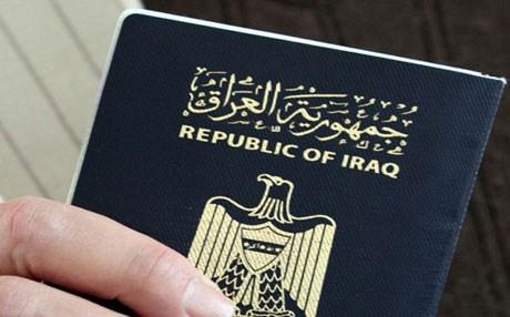 """جواز السفر العراقي """"الأسوأ عالمياً""""!"""