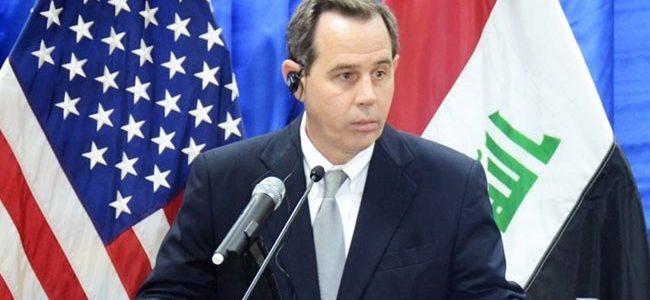 جونز:عدم وجود نية للولايات المتحدة لانشاء قواعد عسكرية في كردستان
