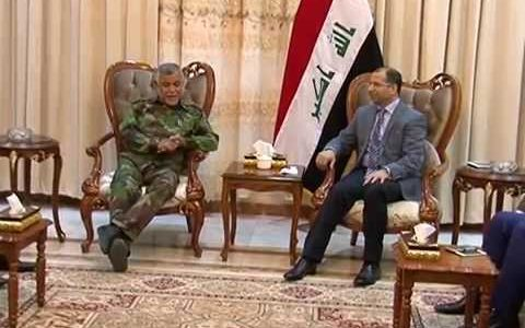 الجبوري للعامري:استقرار ديالى يحتاج الى التعاون بين قوات بدر وابناء المحافظة!
