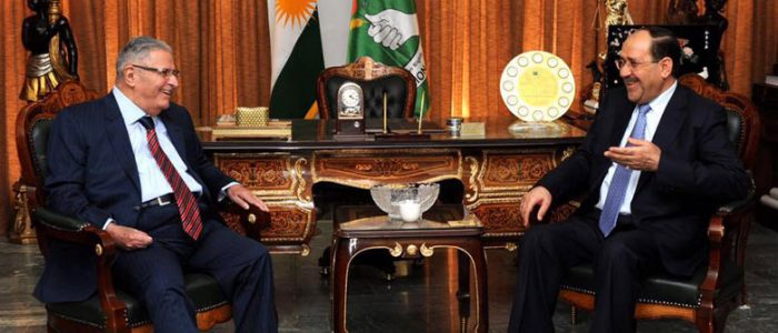 Nechirvan: Maliki's visit to Sulaimaniyah harmful to the stability of Kurdistan