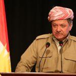 البرزاني: لن ننسحب من المناطق المحررة من قبل قواتنا!