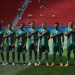 اسود الرافدين الأولمبي يتعادل مع الجنوب افريقي 1- 1 ويخرج خروجا مشرفا