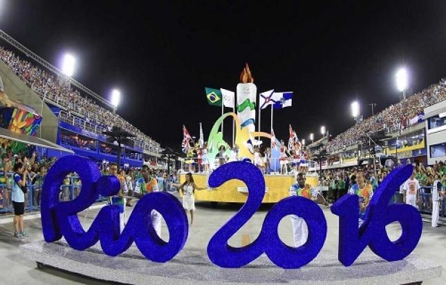 افتتاح ألعاب ريو.. دعوة لإنقاذ الغابات