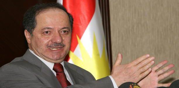 البرزاني:تغييرات مقبلة على خارطة دول المنطقة!