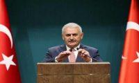 يلدريم:نرفض تقسيم سوريا عرقيا