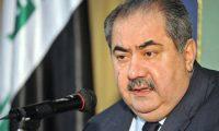 """وزير المالية:النائب هيثم الجبوري """"فاسد"""""""