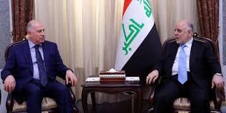 العبادي والنجيفي يبحثان معركة تحرير الموصل