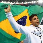 دا سيلفا يمنح البرازيل أول ذهبية في ألعاب القوى