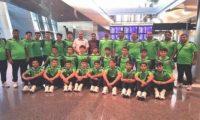 منتخب الناشئين يعسكر في بغداد استعدادا لكأس آسيا في الهند الشهر المقبل