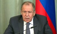 لافروف:إحياء الهدنة في سوريا يتطلب تنازلات من جميع الاطراف