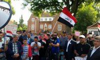 سؤال إلى الجاليتين العراقية والسورية .. لماذا أنتم جبناء !؟