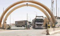 الاردن يطالب بفتح منفذ طربيل الحدودي