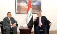 علاوي وكوبيتش يبحثان معركة تحرير الموصل