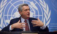غراندي:الأمم المتحدة تبذل كل ما بوسعها لتوفير الاحتياجات الإنسانية لنازحي العراق