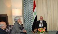 العبادي يطلب من الصندوق الدولي دعم العراق