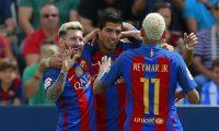 برشلونة يكتسح خيخون بـ 5 أهداف