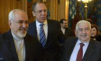 غدا..اجتماع لوزراء خارجية (روسيا وسوريا وايران) في موسكو لبحث الوضع السوري