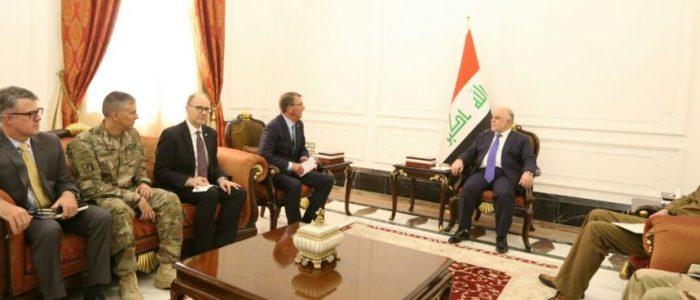 """كارتر للعبادي:السيادة العراقية """"محترمة""""!"""