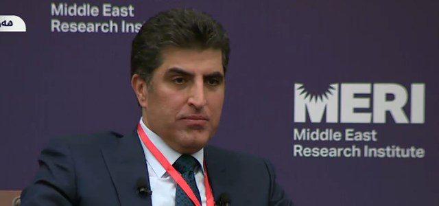 نيجيرفان:قرار استقلال كردستان بعد تحرير الموصل!