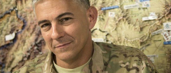"""تاونسند: """"ثمة""""تقدم للقوات العراقية نحو الموصل والرقة على خط التحرير"""