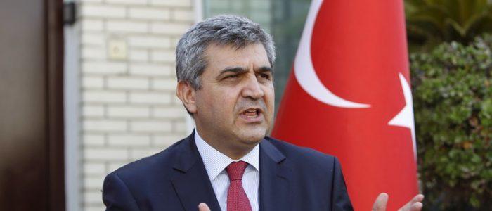 مذكرة احتجاج عراقي يتسلمها السفير التركي