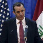 ماكغورك:سيادة العراق من اساسيات عمل التحالف الدولي