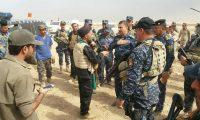عندما تكون المهنية خارج القوات العراقية..معممي النجف قادة المعارك!!