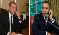 أوباما واردوغان يبحثان هاتفيا مشاركة القوات التركية في معركة تحرير الموصل