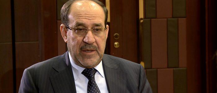 المالكي:مسعود البرزاني خائن وعلاقته قوية مع اسرائيل