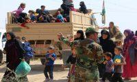 الاسايش والبيشمركة يطالبون عرب كركوك مغادرة مناطقهم!