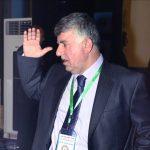 مسعود يشكر الجهاز التدريبي والاداري لناشئة العراق