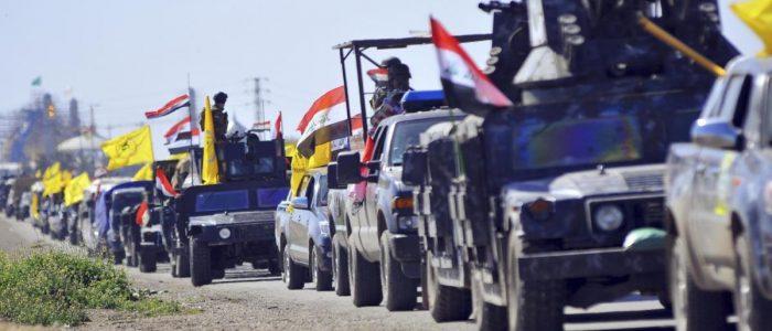 الحكومة تقرر رفع السلاح في وجه العراقيين