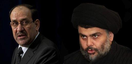 حزب الدعوة يشن هجوما على التيار الصدري