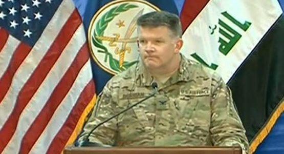 دوريان:معركة الموصل تستمر لعدة اشهر