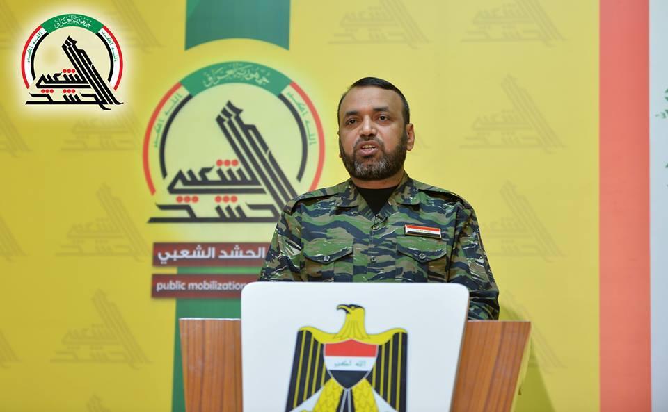 الاسدي:تنسيق بين سليماني والعبادي بإشراك الحشد الشعبي في تحرير مركز مدينة الموصل!