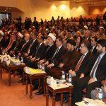 مؤتمرات للاستهلاك المحلي..انطلاق مؤتمر التعايش السلمي الثاني في بغداد