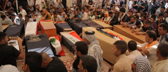 مليشيات الحشد تقاتل في سوريا والعبادي يتبرأ..إذن من المسؤول عنها؟